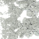 Metallic Silver - Small