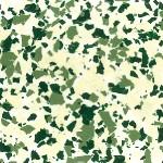 Federation Green - White Base